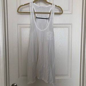 7 for all mankind tank top
